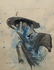 Exposition de Florian MELLOUL à la Galerie B-shop