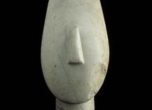 Exposition : Idoles, l'art des Cyclades et de l'Anatolie à l'Age du bronze - Rodez