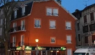HOTEL LE CHARLESTON - Rodez