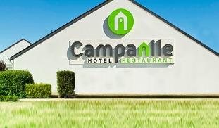 Hôtel Campanile - Salle de réception - Rodez