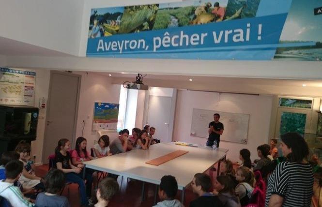 Fédération de Pêche de l'Aveyron 5 - Rodez