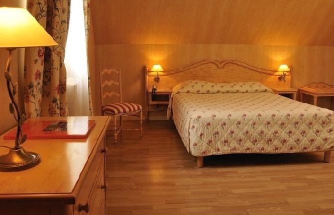 Hostellerie de Fontanges (hôtel) 7 - Onet-le-Château