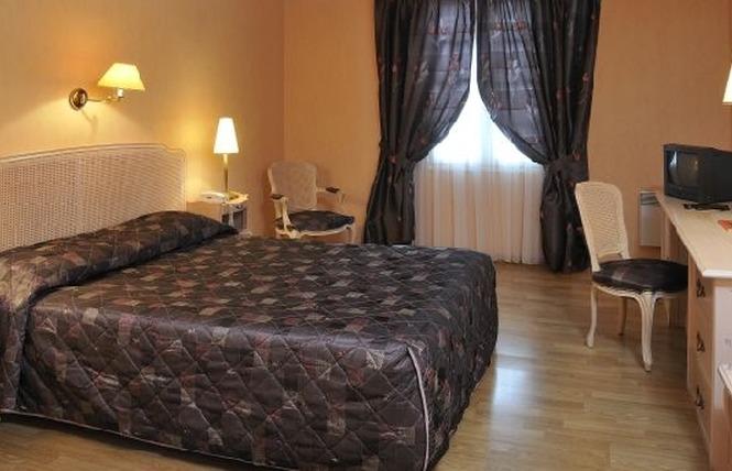 Hostellerie de Fontanges (hôtel) 10 - Onet-le-Château