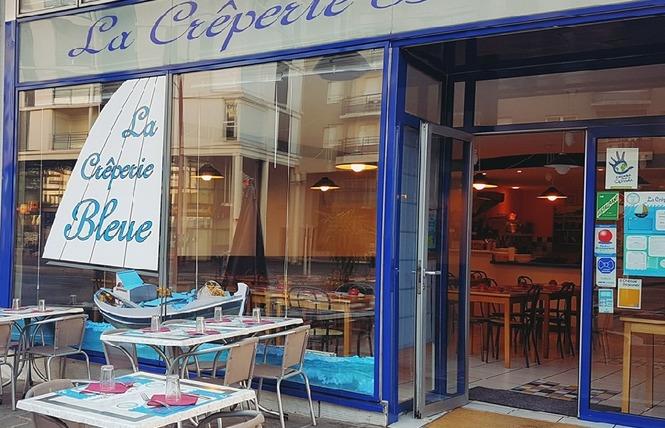 La Crépêrie Bleue 1 - Rodez