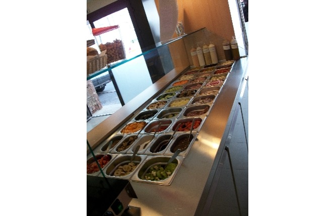 Le Saladbar 1 - Rodez