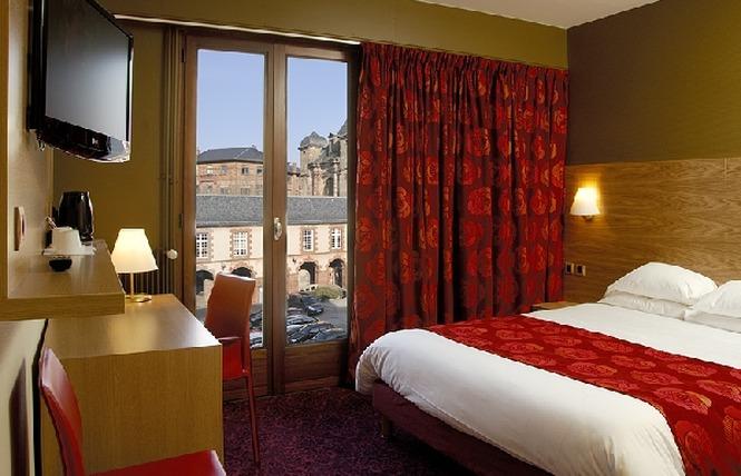 HOTEL DE LA TOUR MAJE 4 - Rodez