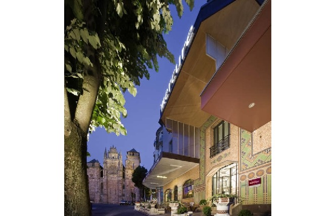 HOTEL MERCURE RODEZ CATHEDRALE 3 - Rodez