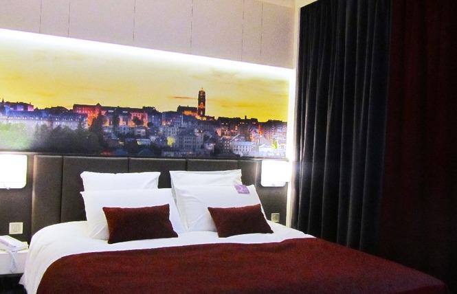 HOTEL MERCURE RODEZ CATHEDRALE 1 - Rodez