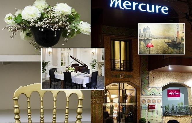 HOTEL MERCURE RODEZ CATHEDRALE 4 - Rodez