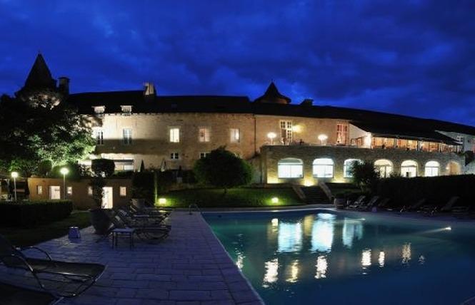 Hostellerie de Fontanges - Salle de réception 1 - Onet-le-Château