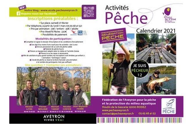 Activités Pêche pour les enfants 1 - Rodez